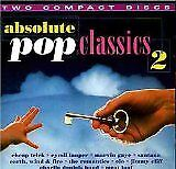 CHEAP TRICK, NENA... - Absolute pop classics 2 - CD Album