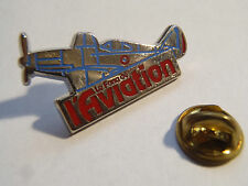 PIN'S MAGAZINE L'AVIATION AMC