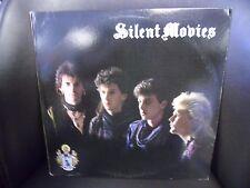Silent Movies EX LP Columbia 1985 Pop Rock New Wave