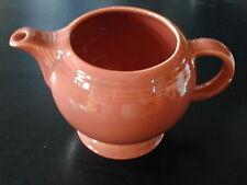 RARE Original Vintage Fiestaware Fiesta 1950's  Rose Teapot