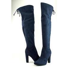 Calzado de mujer Unisa color principal azul de lona