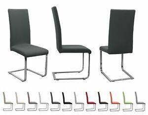 2er Set Jersey Stuhlhusse, elastische Uni Stretch-Husse Baumwolle Bi-Elastisch