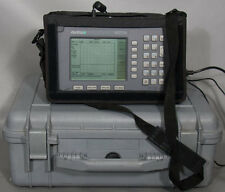 Anritsu MS2711A Hand Held Spectrum Analyzer/Power Monitor 100 kHz - 3 GHz +Opt 5