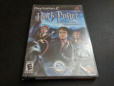 Harry Potter and the Prisoner of Azkaban Sony Playstation 2 PS2 NEW SEALED
