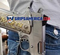 Colt 1911 Gun Belt Holster Quick Release Holster Right & Left Hand