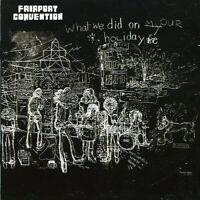 Fairport Convention - What We Did On Our Holidays [CD]