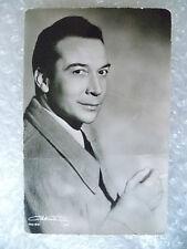 Postcard- André Claveau (Popular singer in France)