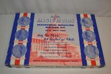 Magic Molds Presidential Medallion Mold Making Kit # 70 Early Times   UNUSED