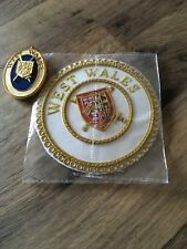 Masonic Craft Badge & Jewel .