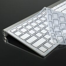 BLACK Silicone Skin for APPLE Wireless Keyboard (Not for New Magic Keyboard)