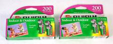 New Listing8 Rolls Fujifilm Super Hq 200 24 Exposure Expired 35mm Color Print Film