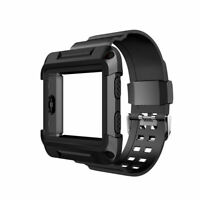 Silicone Strap Band with Protective Case for Fitbit Blaze Smart Watch Accessory