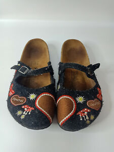 Birkenstock Birki's Mary Jane Heart  Women Summer Trend Sandals Shoe Sz 39 L8 M6