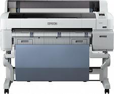 Impresora de gran formato con conexión Ethernet (RJ-45) para ordenador