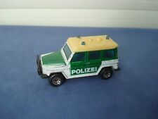 MODELLINO METALLO-MATCHBOX-MERCEDES BENZ 280 GE-SCALA 1/64