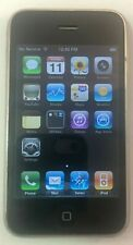 Apple iPhone 3G 8GB Black (AT&T) A1241 MB702LL Smartphone -Fully Functional