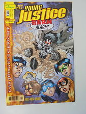 1x Comic -DC Dino- Young Justice - Nr. 4 - Z. 1/1-
