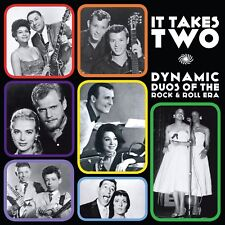 It Takes Two-Dynamic Duos Of The Rock & Roll Era 3-CD NEW SEALED Jan & Dean+