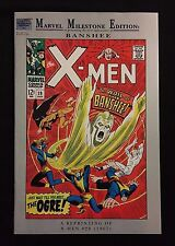 X-Men #28 Marvel Milestone Reprint First Appearance of Banshee Comic Book 1967