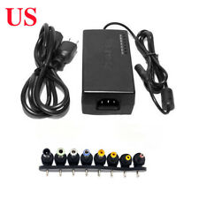 12V-24V Ac/Dc Universal Laptop Power Supply Charger Adapter for Hp Dell Lenovo