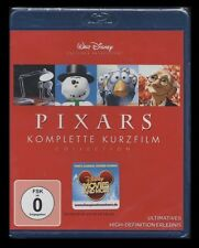 BLU-RAY - WALT DISNEY - PIXARS KOMPLETTE KURZFILM COLLECTION 1 *** NEU ***