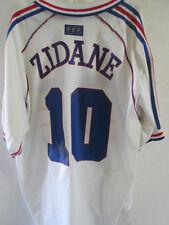 Francia 1998 Zidane 10 Away camiseta de fútbol Talla Xl / 34813