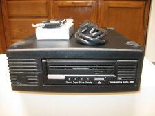 Tandberg 3503-LTO Ultrium LTO4 HH LVD SCSI External Tape Drive EB656B#351