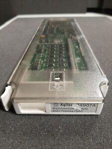 Agilent 34907A Multifunction Module
