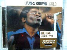 James Brown - Gold (Rm) (2CD) - James Brown CD TOTAL 40 TRACKS