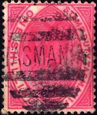 TASMANIA - 1880 - Timbres Fiscaux - Postaux. Ornithorynque - s. 1
