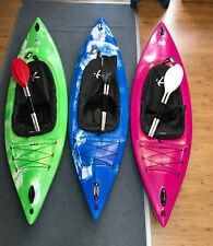 Kajak FUN Wanderkajak Kayak Angelboot Kanu Tourenkajak Paddelboot SET NEU