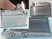 briquet ancian - Famille de Sunflower - Vintage Wick Lighter feuerzeug Acendino