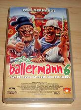 VHS Film - Ballermann 6 - Tom Gerhardt - Komödie - Videokassette