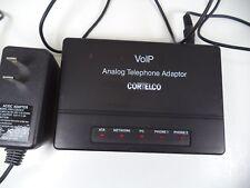 CORTELCO 821200-ATA-PAK VOIP ANALOG TERMINAL ADAPTOR