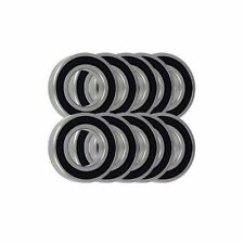 10 Pack - 61800 6800 2RS 10x19x5mm CUSCINETTI