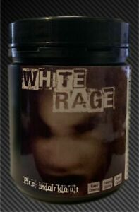 White Rage Crazy Preworkout at A Crazy Price! Manufacturer direct! 50 doses
