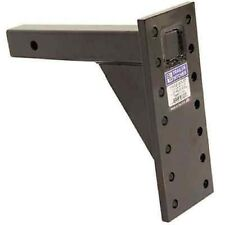 """B&W HITCHES PMHD14004 16K Hitch Pintle Plate - 14 Hole, 6 Positions, & 13"""" Shank"""