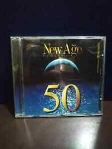 CD Musica New Age Music and New Sounds Volume 50 Usato