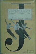 ROBERT JOFFREY & THE JOFFREY BALLET, 1996 BOOK (MAKING OF AMERICAN DANCE COMPANY