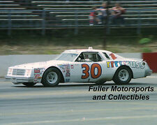 TIGHE SCOTT #30 RUSS TOGS BUICK 1979 POCONO 8X10 PHOTO NASCAR WINSTON CUP