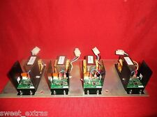 Federal Signal Battery Charger 2001141C 120A245B F1P27B