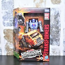 Transformers War For Cybertron Trilogy Kingdom Autobot Huffer *New In Box*