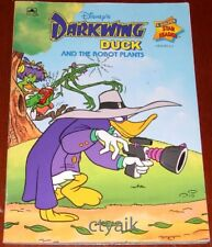 Disney's Duckwing Duck And the Robot Plants