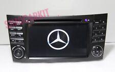 Autoradio GPS Navi Mercedes Benz CLS/G/E Classe W219 W463 W211 CLK W209 Stereo