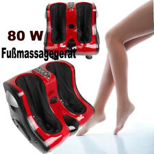 360 degree Electric Foot Leg Massager Acupoint Machine Heater Knead vibrating