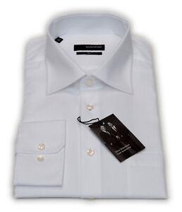 Seidensticker Langarm Business Hemd UNO Regular Kent weiß Gr. 40 / 30300.01
