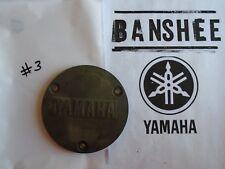 YAMAHA BANSHEE Banshee  COVER CRANKCASE COVER ROUND 4L0-15431-01-00 1 #3