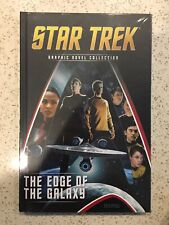 Star Trek Graphic Novel Collection Vol 12 - The Edge of the Galaxy- Mint, Sealed