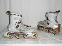 "K2 "" CONTESSA "" TOP DAMEN FITNESS INLINESKATES GR.: 40,5"