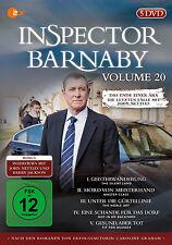 5 DVDs * INSPECTOR BARNABY - VOLUME 20 # NEU OVP &